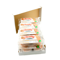 Protein chunky cookies - 100g MTX Nutrition - 1