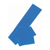Latex band 150x15cm thickness 0.65mm