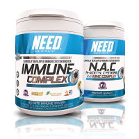 Pack Immune Complex - 90 + 30 capsules NEED Supplements - 1