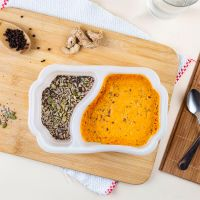 Sweet potato mash with seeds ManaFoods - 1