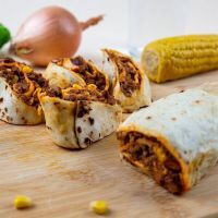 Chili wrap with meat ManaFoods - 2