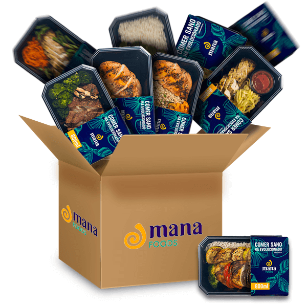 Pack real food - ManaFoods ManaFoods - 1