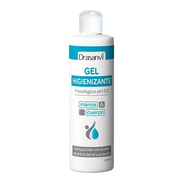 Sanitizing gel physiological ph 5.5 - 250ml Drasanvi - 1