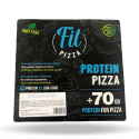 Protein Fit Pizza - 395 g Fitness Burger - 8