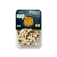 Paella with 6 vegetables - 280g DiexFood - 1