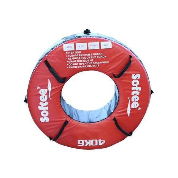 Functional tire - 40 kg Softee - 1