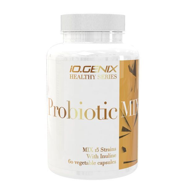 Probiotic mix - 60 vegetable capsules IO.Genix - 1