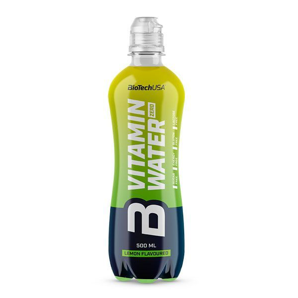 Vitamin water zero - 500ml Biotech USA - 2