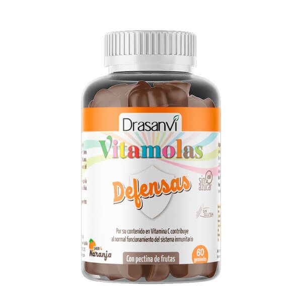 Vitamolas defenses - 60 gummies Drasanvi - 1