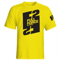 Camiseta FullForce Amarilla