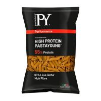 High protein 55% penne rigate - 250g Pasta Young - 1