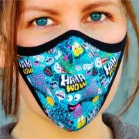 Reusable woman mask BKFit SW - 9