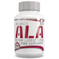 Ala (alpha lipoic acid) - 50 caps