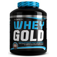 Whey gold - 2270g - Biotech USA