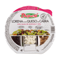Lorena salad with goat cheese - 145g DiexFood - 1