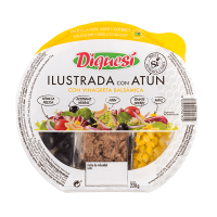 Illustrated tuna salad - 220g