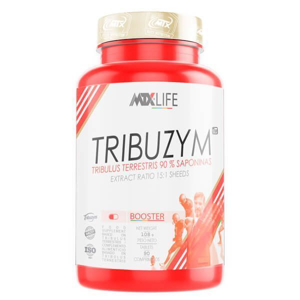 Tribuzym - 90 tablets MTX Nutrition - 1