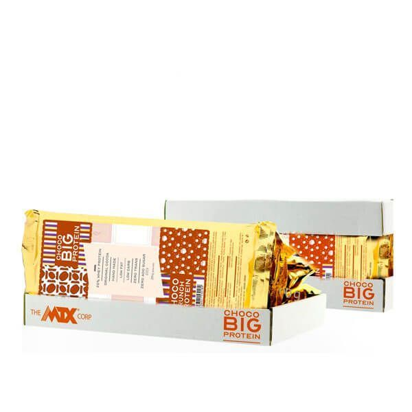 Choco big protein - 200g MTX Nutrition - 1