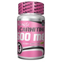 L-carnitine 500mg - 60 tabs - Faites vos achats online sur MASmusculo