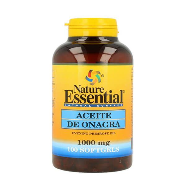 Huile d'Onagre - 1000mg Nature Essential - 1