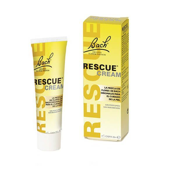 Bach Rescue Cream - 30g Bach - 1