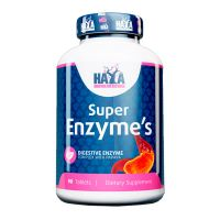 Super Enzyme Complex - 90 tabs Haya Labs - 1