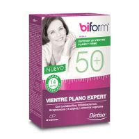 50+ flat stomach expert - 48 capsules Biform - 1