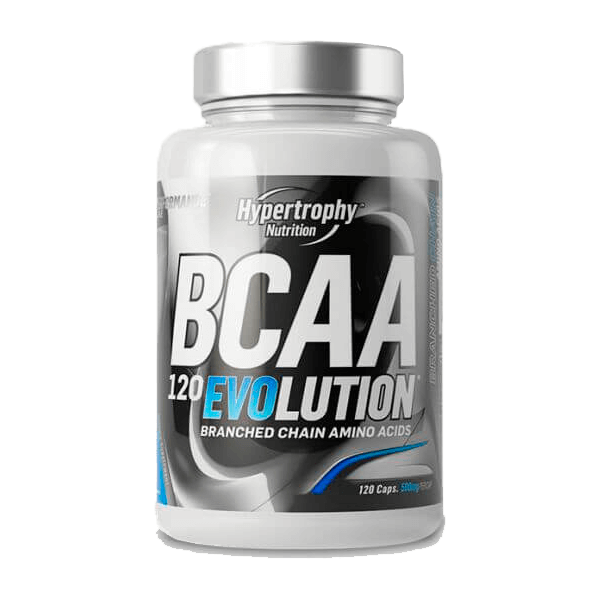 BCAA Evolution - 120 caps Hypertrophy - 1
