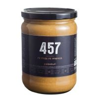 457 peanut butter 100% natural - 500g