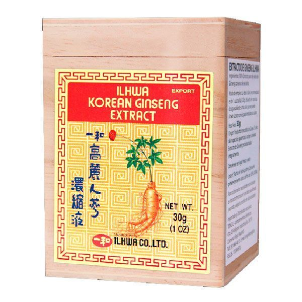 Pure korean ginseng extract - 30g Tongil - 1