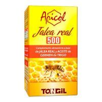 Apicol Royal Jelly 500 - 60 softgels Tongil - 1
