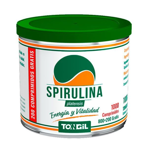 Spirulina - 1000 tablets Tongil - 1