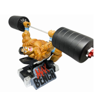 Max bench figure