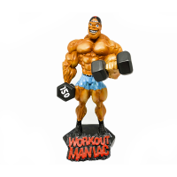 Workout maniac figure Max Maniac - 1