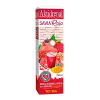 Savia Roja envase de 250ml de Tongil (Sistema Circulatorio)