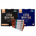 Pack of 6 Trays of Burgers + 2 Cosa Nostra Diet Pizzas - Meat Protein