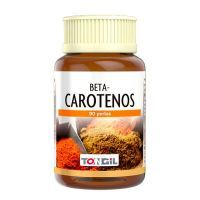 Beta-carotenos - 90 softgels Tongil - 1