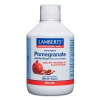 Pomegranate with red grape as concentrates - 500ml