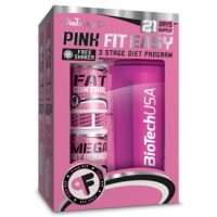 Pink fit easy kit - 21 days - Acquista online su MASmusculo