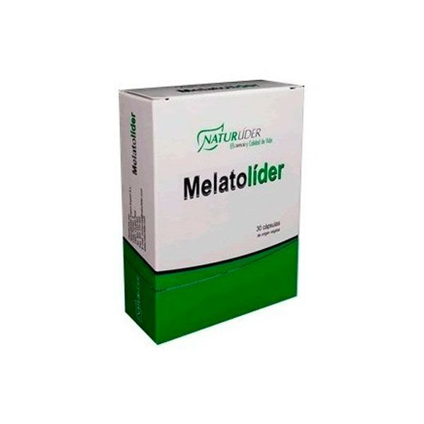 Melatolider - 30 tablets retard NaturLíder - 1