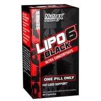 Lipo - 6 Black Ultra Concentrate - 60 capsule