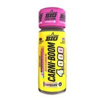 Carni Boom 4.000 envase de 60ml de BIG (L-Carnitina)