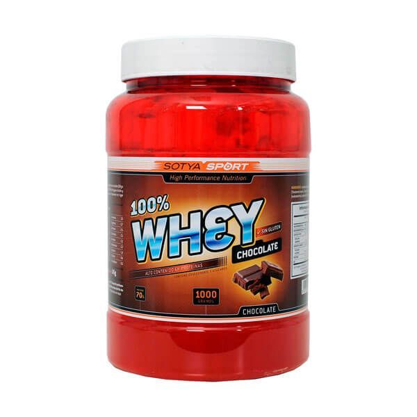 100% whey - 1kg Sotya Health Supplements - 1