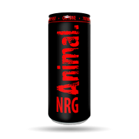 Animal NRG Drink envase de 250 ml del fabricante Animal (Pre-Entrenamiento)
