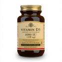 Vitamin d3 4000iu 100mcg - 60 vegetable capsules Solgar - 1
