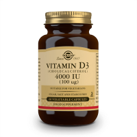 Vitamin d3 4000iu 100mcg - 60 vegetable capsules