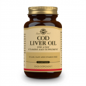 Cod liver oil - 250 softgels Solgar - 1
