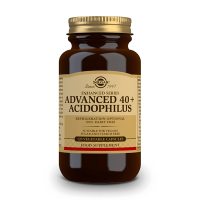 Advanced 40+ acidophilus - 120 vegetarian capsules Solgar - 1