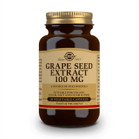 Grape seed extract 100mg - 30 vcaps Solgar - 1