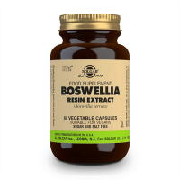 Boswellia resin extract - 60 cápsulas